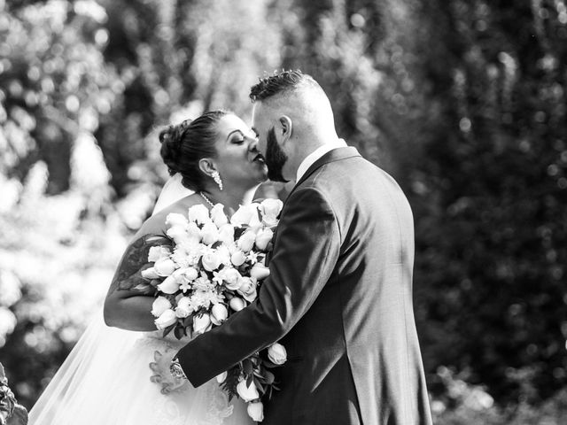 Sean and Emily's Wedding in East Northport, New York 3