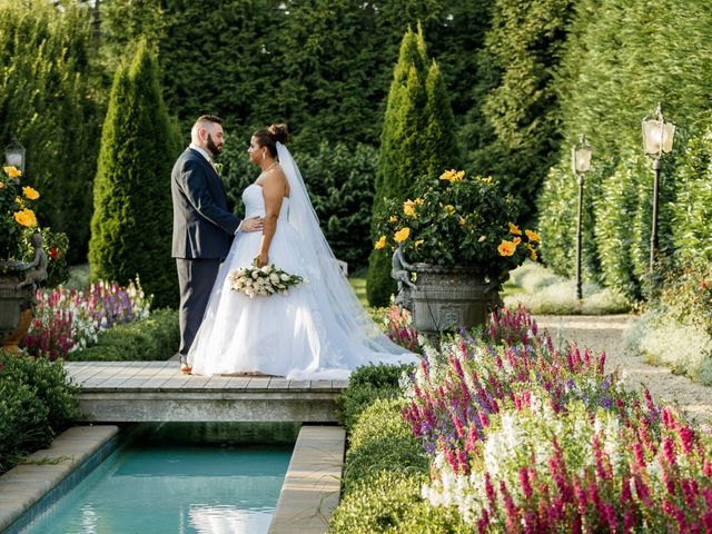 Sean and Emily's Wedding in East Northport, New York 5