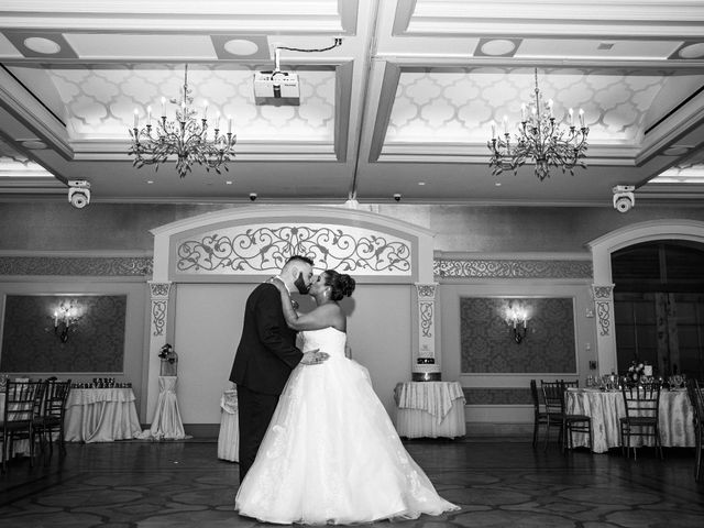 Sean and Emily's Wedding in East Northport, New York 7