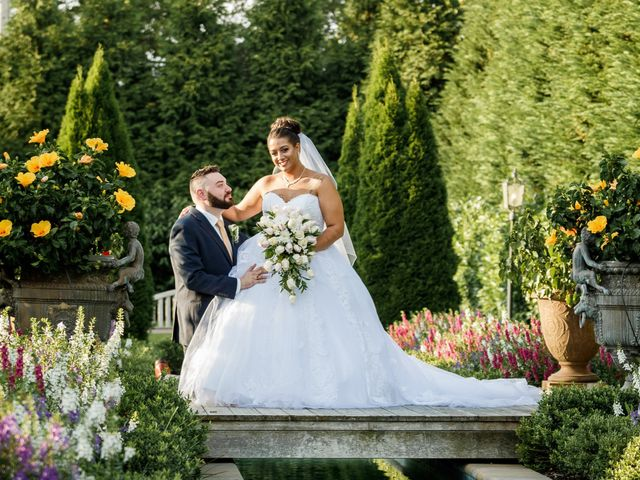Sean and Emily's Wedding in East Northport, New York 14