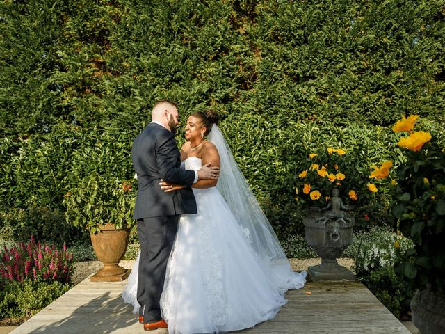 Sean and Emily's Wedding in East Northport, New York 15
