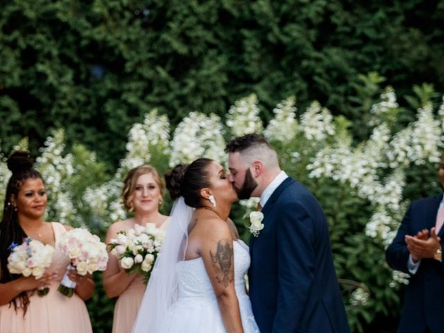 Sean and Emily's Wedding in East Northport, New York 24
