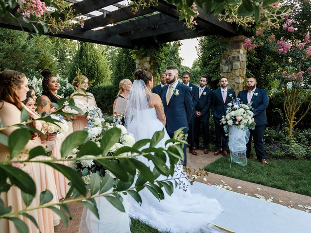 Sean and Emily's Wedding in East Northport, New York 26