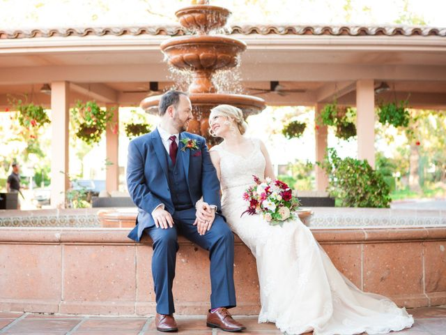 The wedding of Jennifer and Ian