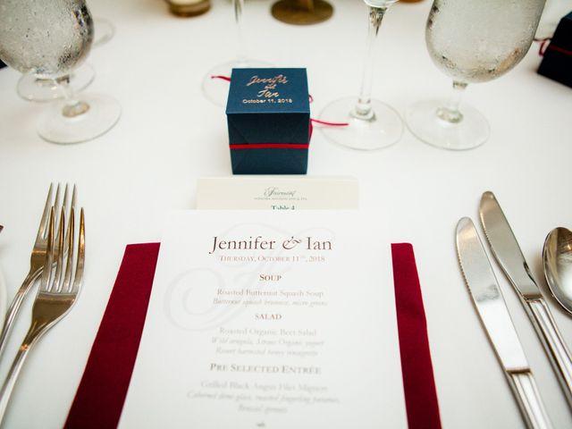 Ian and Jennifer's Wedding in Sonoma, California 11
