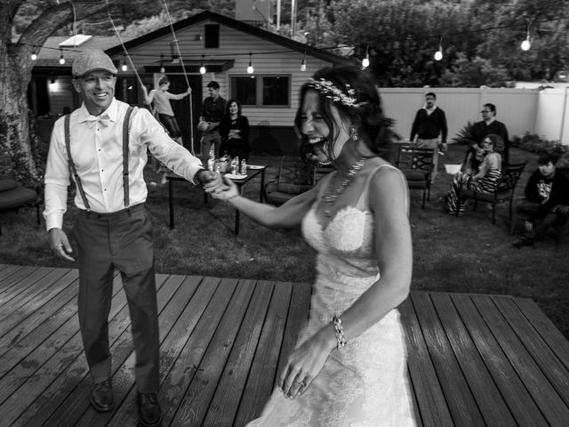 Jeremy and Jessica's Wedding in Sedona, Arizona 1