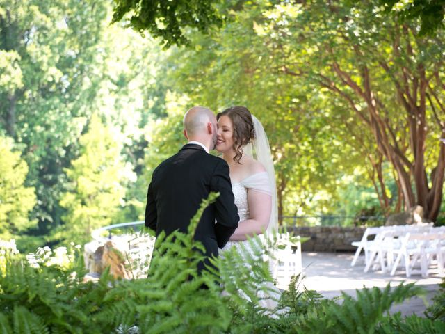 The wedding of Ashley and Cody