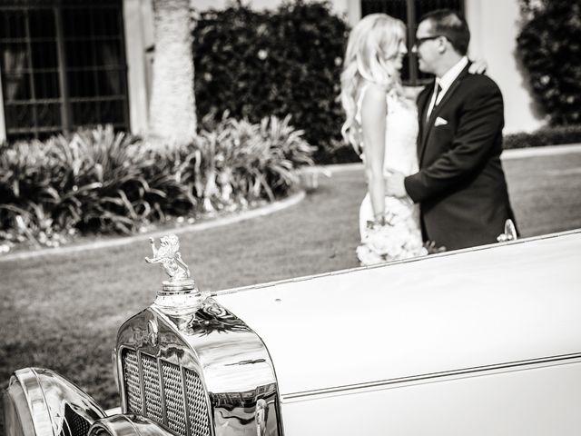 Dustin and Sarah's Wedding in La Jolla, California 7
