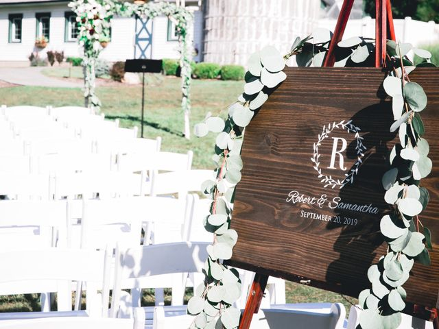 Robert and Samantha's Wedding in Andover, New Jersey 11