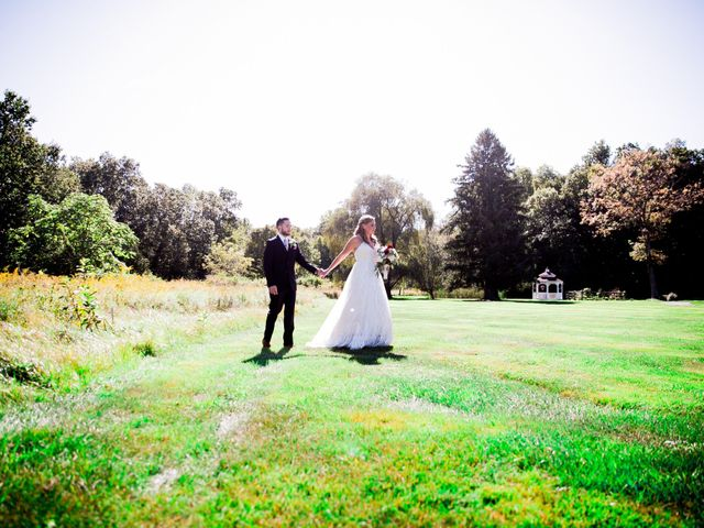 Robert and Samantha's Wedding in Andover, New Jersey 15