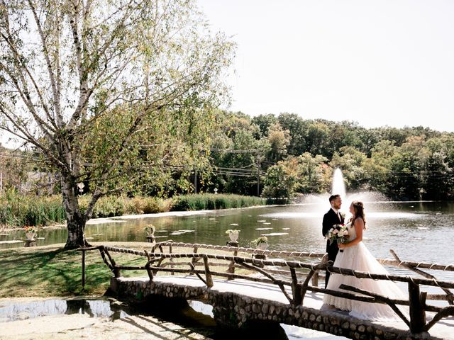 Robert and Samantha's Wedding in Andover, New Jersey 21