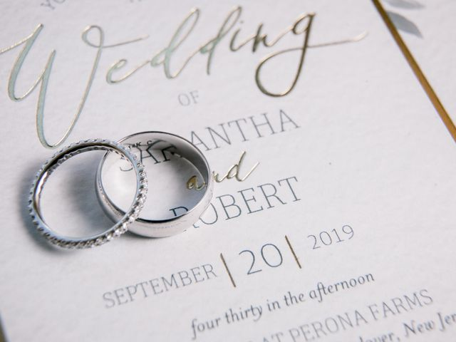 Robert and Samantha's Wedding in Andover, New Jersey 44