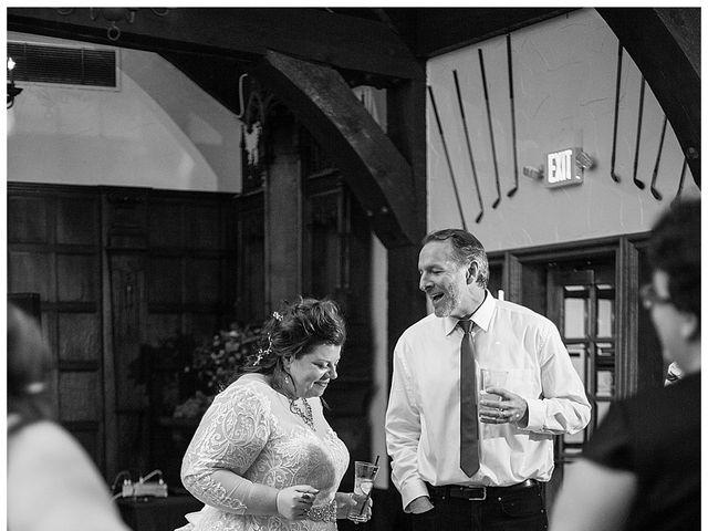 Rob and Christine's Wedding in Lake Orion, Michigan 8