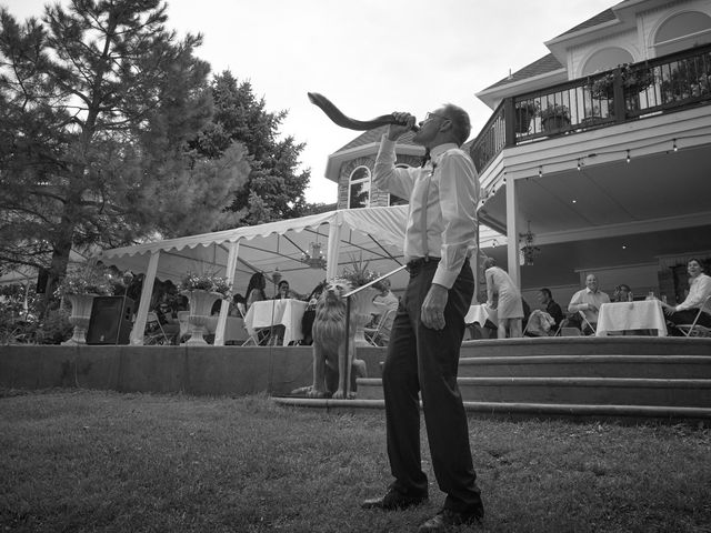 Josh and Adria's Wedding in Franktown, Colorado 8