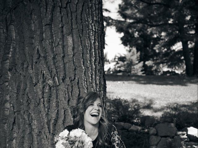 Josh and Adria's Wedding in Franktown, Colorado 36