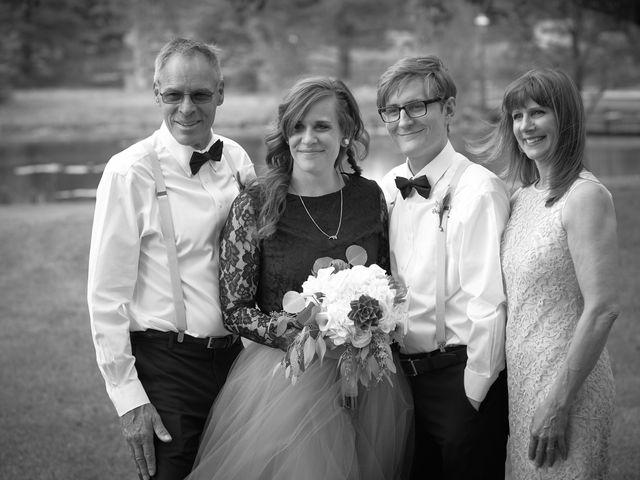 Josh and Adria's Wedding in Franktown, Colorado 51