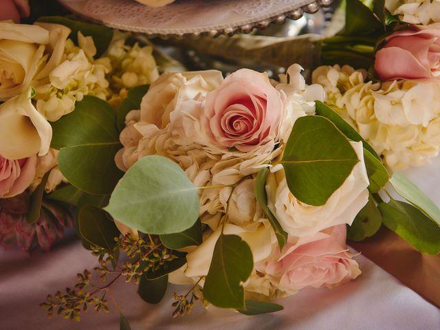 Josh and Adria's Wedding in Franktown, Colorado 85