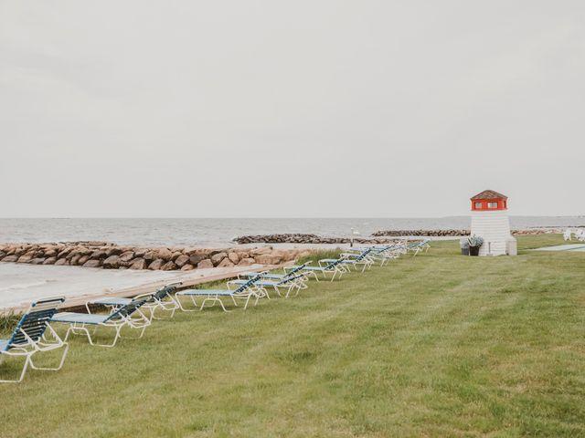 Adam and Christine's Wedding in West Dennis, Massachusetts 3