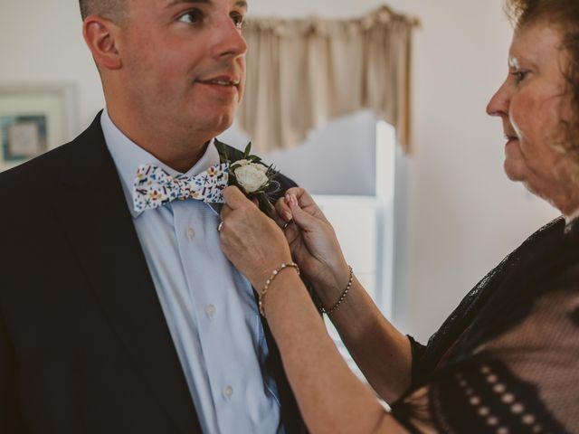 Adam and Christine's Wedding in West Dennis, Massachusetts 18
