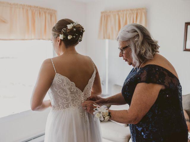 Adam and Christine's Wedding in West Dennis, Massachusetts 26
