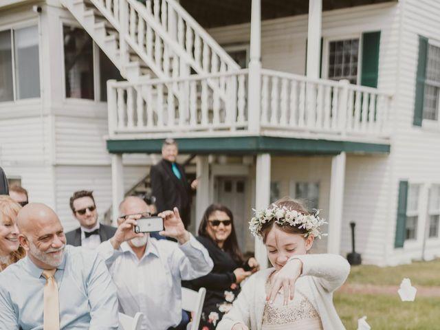 Adam and Christine's Wedding in West Dennis, Massachusetts 38
