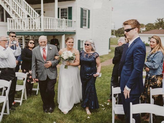 Adam and Christine's Wedding in West Dennis, Massachusetts 39