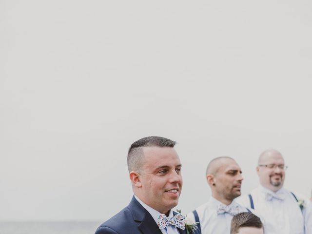 Adam and Christine's Wedding in West Dennis, Massachusetts 40