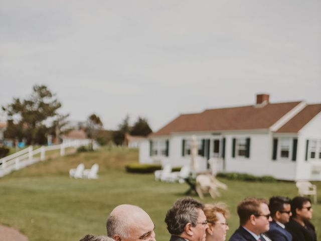 Adam and Christine's Wedding in West Dennis, Massachusetts 43