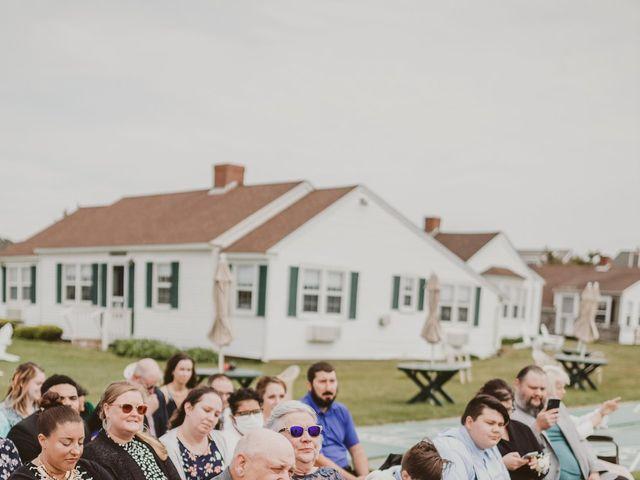 Adam and Christine's Wedding in West Dennis, Massachusetts 45