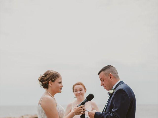 Adam and Christine's Wedding in West Dennis, Massachusetts 47