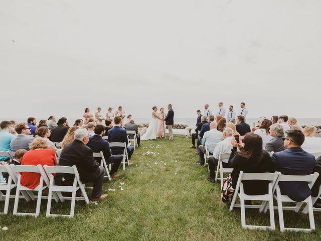 Adam and Christine's Wedding in West Dennis, Massachusetts 48