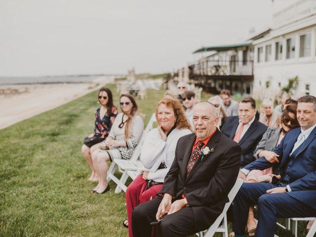 Adam and Christine's Wedding in West Dennis, Massachusetts 51