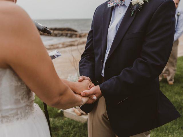 Adam and Christine's Wedding in West Dennis, Massachusetts 52