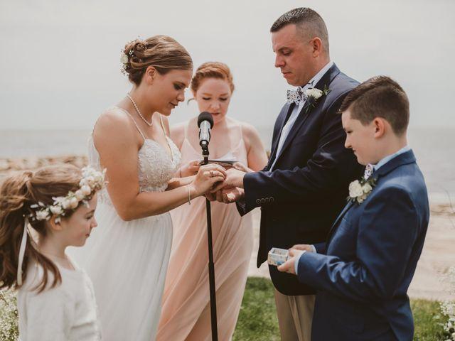 Adam and Christine's Wedding in West Dennis, Massachusetts 54