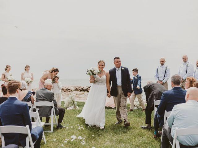 Adam and Christine's Wedding in West Dennis, Massachusetts 58
