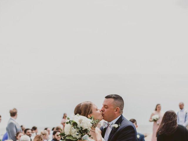 Adam and Christine's Wedding in West Dennis, Massachusetts 59