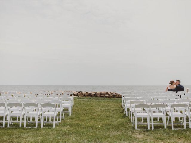 Adam and Christine's Wedding in West Dennis, Massachusetts 60