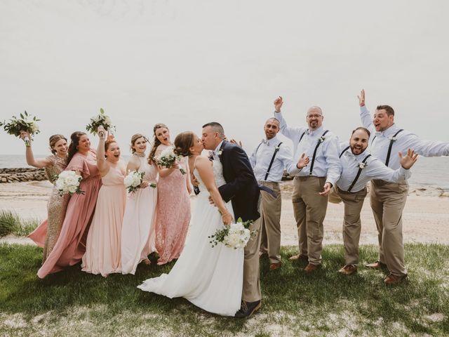 Adam and Christine's Wedding in West Dennis, Massachusetts 2