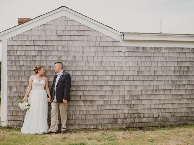 The wedding of Christine and Adam