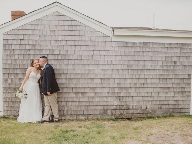 Adam and Christine's Wedding in West Dennis, Massachusetts 69