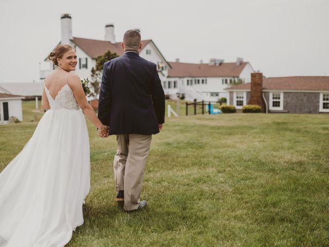 Adam and Christine's Wedding in West Dennis, Massachusetts 70