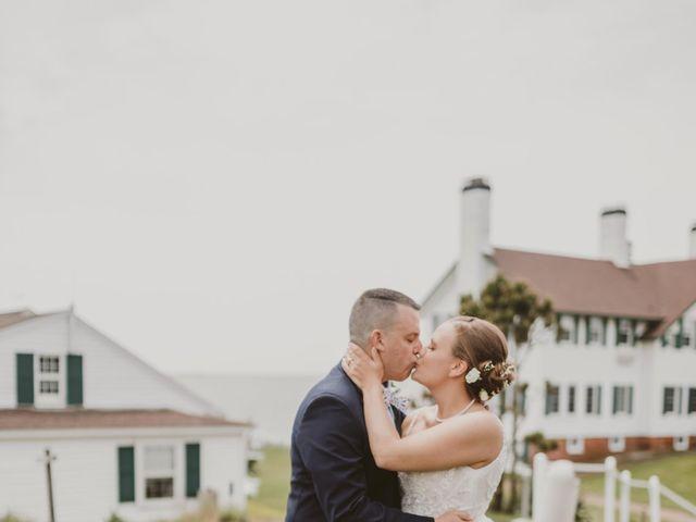 Adam and Christine's Wedding in West Dennis, Massachusetts 73