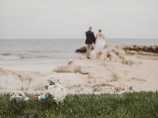 Adam and Christine's Wedding in West Dennis, Massachusetts 74