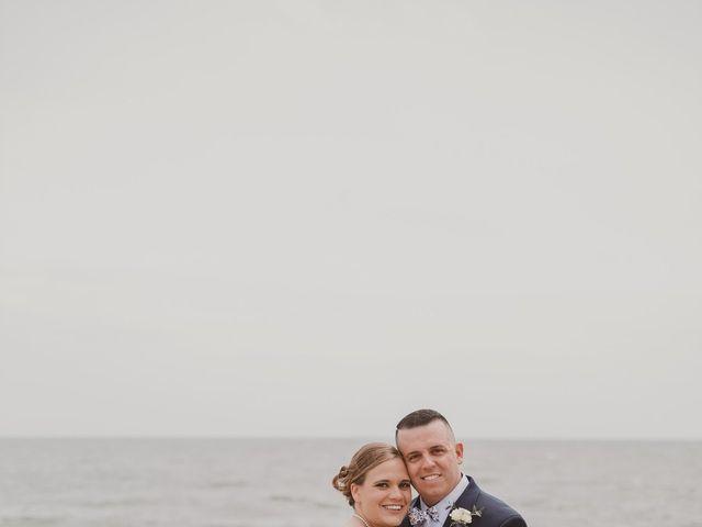 Adam and Christine's Wedding in West Dennis, Massachusetts 75