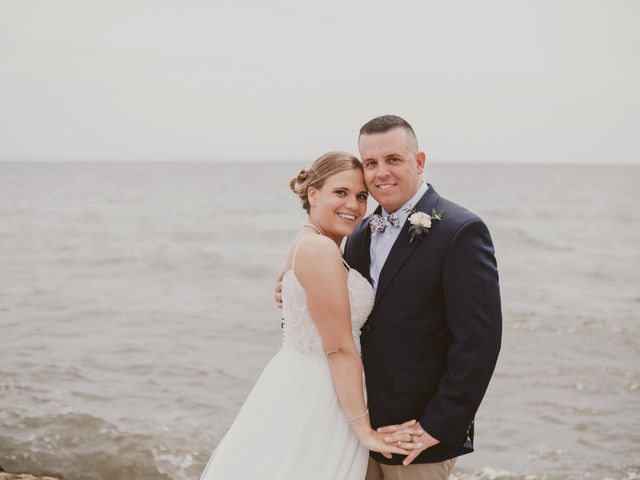 Adam and Christine's Wedding in West Dennis, Massachusetts 80