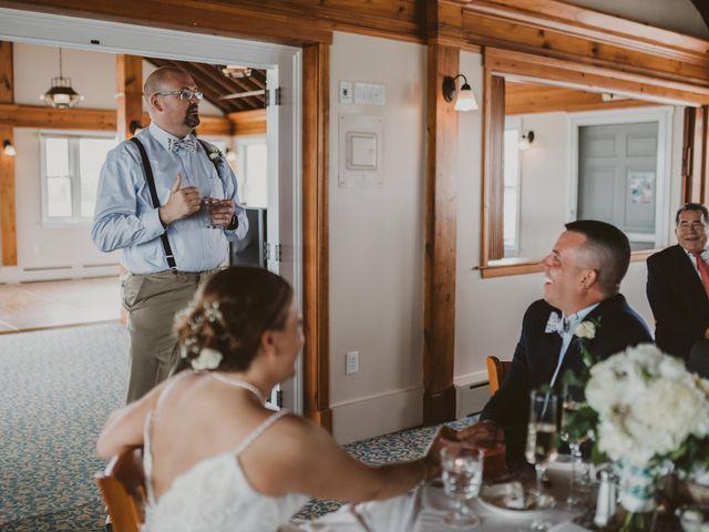 Adam and Christine's Wedding in West Dennis, Massachusetts 93