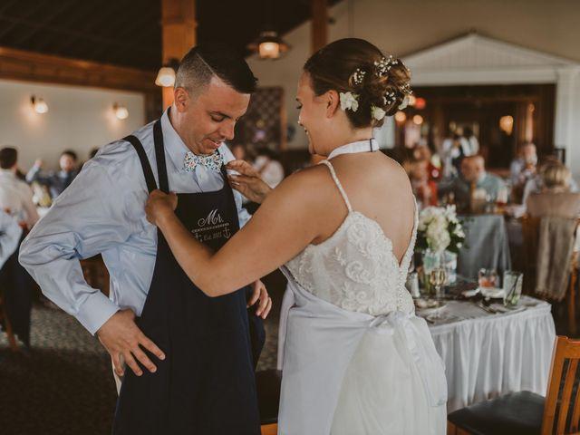 Adam and Christine's Wedding in West Dennis, Massachusetts 100