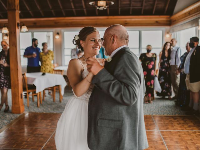 Adam and Christine's Wedding in West Dennis, Massachusetts 104