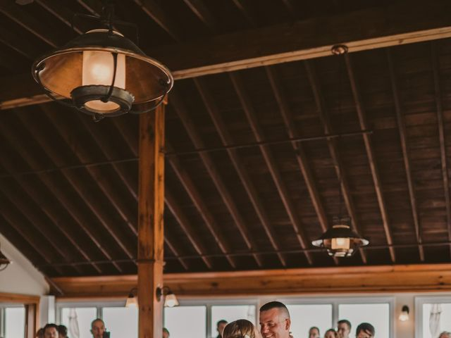 Adam and Christine's Wedding in West Dennis, Massachusetts 108