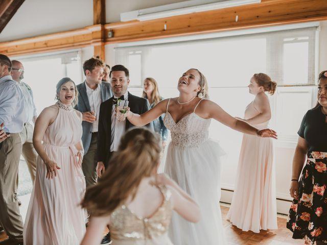 Adam and Christine's Wedding in West Dennis, Massachusetts 112